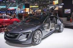 Concetto di Opel Monza Immagine Stock Libera da Diritti