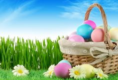Concetto di Pasqua fotografia stock