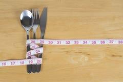 Concetto di perdita di peso Immagini Stock