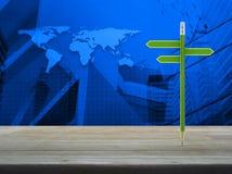 Concetto di presentazione di affari, elementi di questa immagine ammobiliati Immagine Stock Libera da Diritti