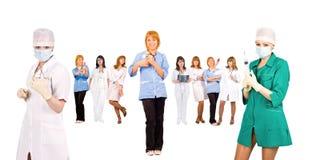 Concetto di professione medica Fotografie Stock