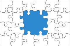 Concetto di puzzle royalty illustrazione gratis