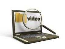 Concetto di ricerca del dispositivo di piegatura immagine stock
