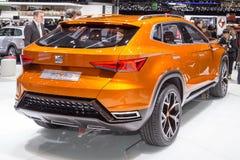 2015 concetto di Seat 20V20 Immagine Stock