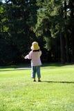 Concetto di sicurezza del bambino Fotografia Stock Libera da Diritti