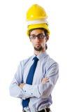 Concetto di sicurezza di costruzione Immagine Stock Libera da Diritti