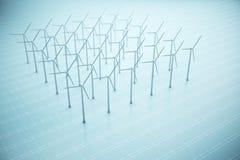 Concetto di sostenibilità Fotografia Stock Libera da Diritti