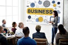 Concetto di Startup Success Growth Company di strategia aziendale immagini stock