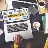 Concetto di Startup Success Growth Company di strategia aziendale fotografie stock