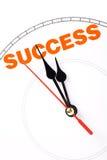 Concetto di successo Fotografia Stock Libera da Diritti