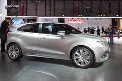 Concetto 2015 di Suzuki iK-2 Immagini Stock
