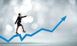 Concetto di sviluppo Immagine Stock