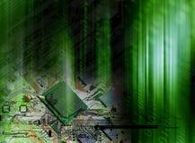 Concetto di tecnologia Fotografie Stock