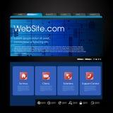 Concetto di tecnologia di disegno di Web Fotografia Stock Libera da Diritti