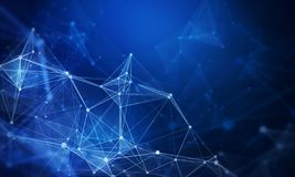 Concetto di tecnologia wireless Immagini Stock