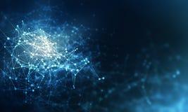 Concetto di tecnologia wireless Immagine Stock Libera da Diritti