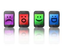 Concetto di telecomunicazioni. Immagine Stock