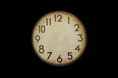 Concetto di tempo Fotografia Stock Libera da Diritti