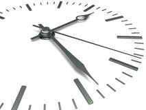 Concetto di tempo Immagini Stock