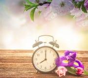 Concetto di tempo di primavera immagini stock
