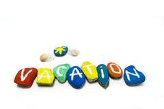 Concetto di vacanza immagine stock