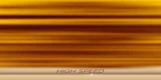 Concetto di velocità di vettore Fotografia Stock