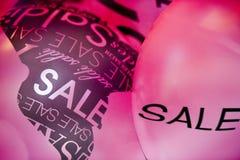 Concetto di vendita Immagine Stock