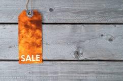 Concetto di vendita di fuoco Immagini Stock Libere da Diritti