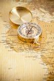 Concetto di viaggio Immagini Stock Libere da Diritti
