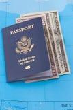 Concetto di viaggio Fotografia Stock Libera da Diritti