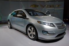 Concetto di volt della Chevrolet Immagini Stock Libere da Diritti