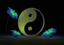 Concetto di zen Immagini Stock