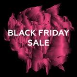 Concetto eccellente di vendita di Black Friday Illustrazione Vettoriale