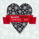 Concetto eccellente di vendita di Black Friday Royalty Illustrazione gratis