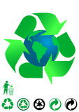 Concetto ecologico Immagini Stock Libere da Diritti