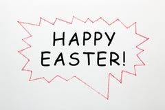 Concetto felice di Pasqua immagine stock libera da diritti