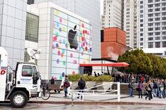 Concetto fondamentale di Ipad 2 Steve Jobs Immagine Stock Libera da Diritti