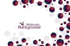 Concetto genetico di ingegneria dell'illustrazione scientifica di vettore e di manipolazione del gene Elica del DNA, filo del DNA royalty illustrazione gratis