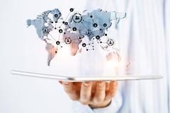 Concetto globale della rete immagine stock libera da diritti
