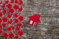 Concetto immobiliare Immagini Stock Libere da Diritti