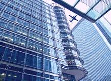 Concetto internazionale di affari Immagine Stock