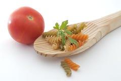 Concetto italiano dell'alimento - II Fotografia Stock Libera da Diritti