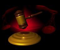 Concetto legale Fotografie Stock