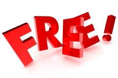 Concetto libero Immagine Stock Libera da Diritti