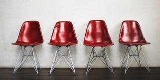 Concetto libero urbano dello spazio dell'interno della mobilia della sedia Fotografia Stock