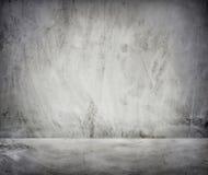 Concetto materiale concreto della parete di struttura del fondo di lerciume Immagini Stock Libere da Diritti