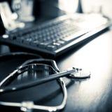 Concetto medico Fotografia Stock