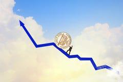 Concetto monetario Immagini Stock