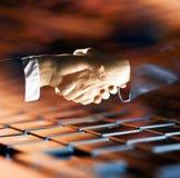 Concetto online di affari Fotografia Stock Libera da Diritti