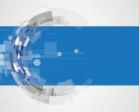 Concetto per l'affare corporativo & lo sviluppo di nuova tecnologia Fotografie Stock